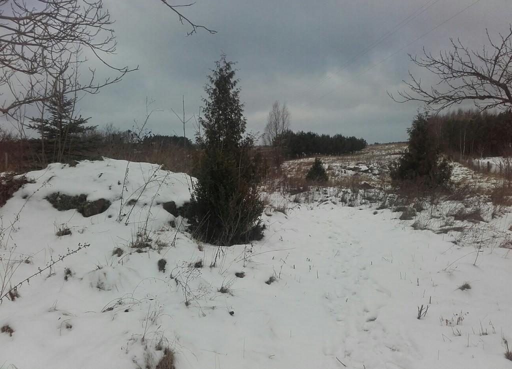 Działka budowlano - rolna