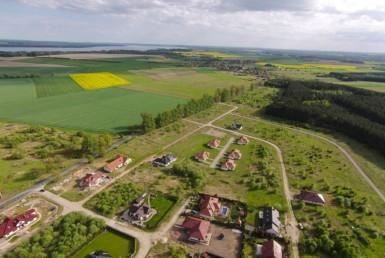 Działka budowlana 1090 m2 w Kobylance, uzbrojona