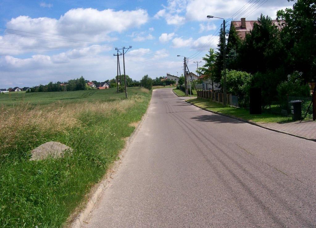 Działki sprzedaż, Choszczno ul. Norwida
