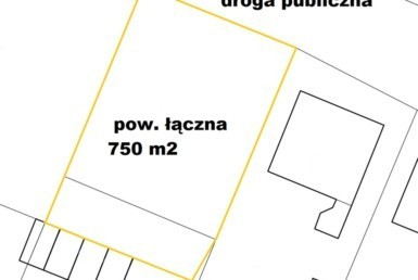 Działka w CENTRUM Goleniowa pod zabudowę