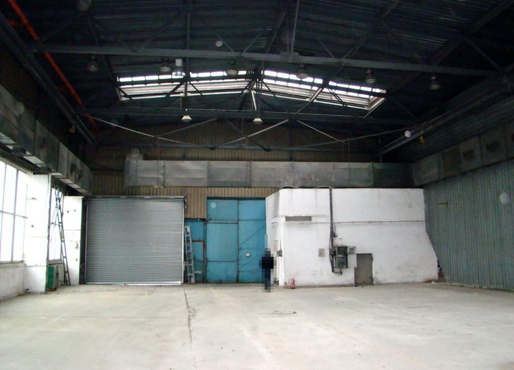 Pomorzany - hala produkcyjna z suwnicą na sprzedaż