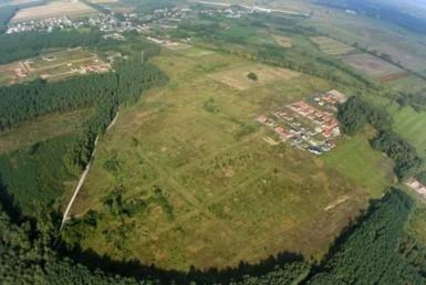 Uzbrojona działka budowlana w Kobylance 1183 m2