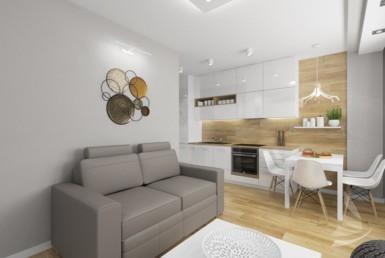 Mieszkania sprzedaż, Międzywodzie