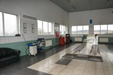 Stacja Diagnostyczna Golczewo pow. Kamień Pomorski