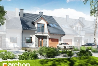 Nowy Dom w Stepnicy nad Zalewem Szczecińskim