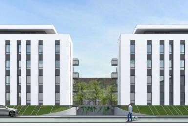 APARTAMENTY  POGODNO - mieszkanie II poziomowe