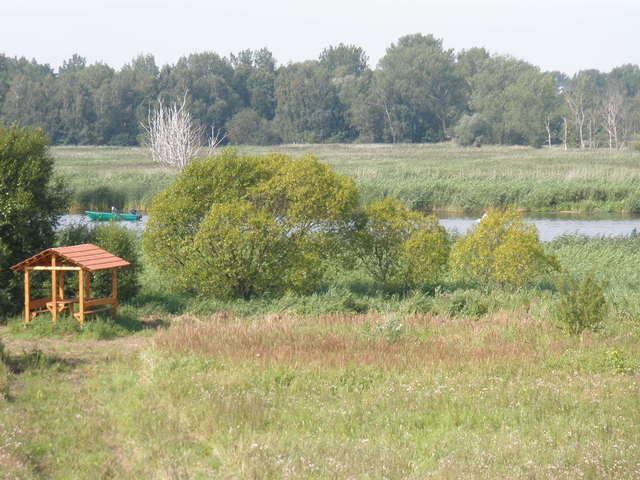 Kamień Pomorski kompleks działek nad Zalewem Kam.