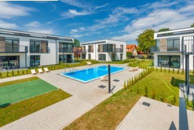 Apartament nad Morzem | Basen | Gotowe do użytku