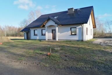Wykończony Dom Jednorodzinny