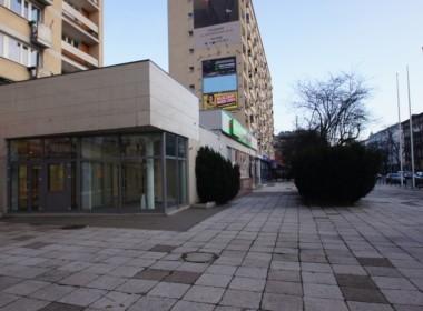 Bardzo atrakcyjny lokal 123 m2 w ścisłym centrum
