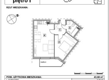 OSÓW - nowe mieszkania