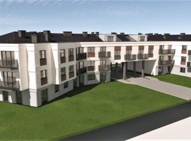 OSÓW - nowe mieszkanie + 2 balkony