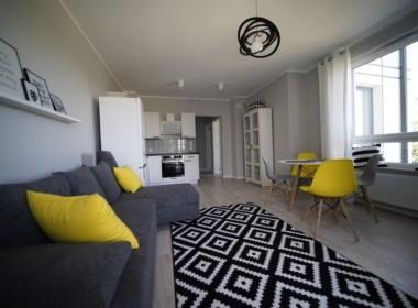 Nowe mieszkanie trzypokojowe na Warszewie