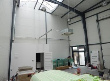 Pow. 95 m2, mag-handl, wysokiego składowania