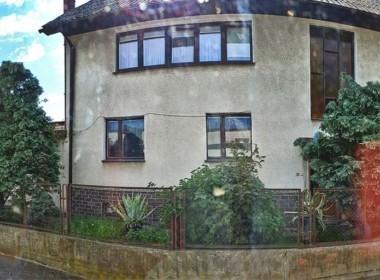 Dom z warsztatem i lakiernią, Kijewo 559m2.
