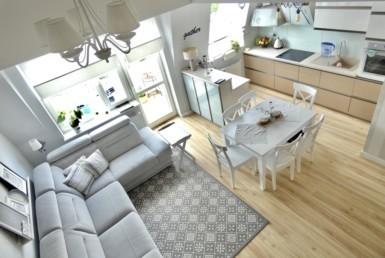 Zjawiskowe mieszkanie na Warszewie 65 m2 + garaż