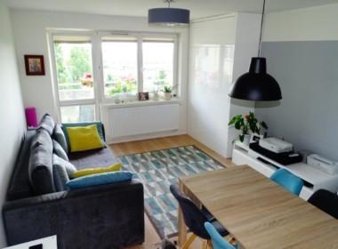 Warszewo- Mieszkanie z widokiem na Odrę