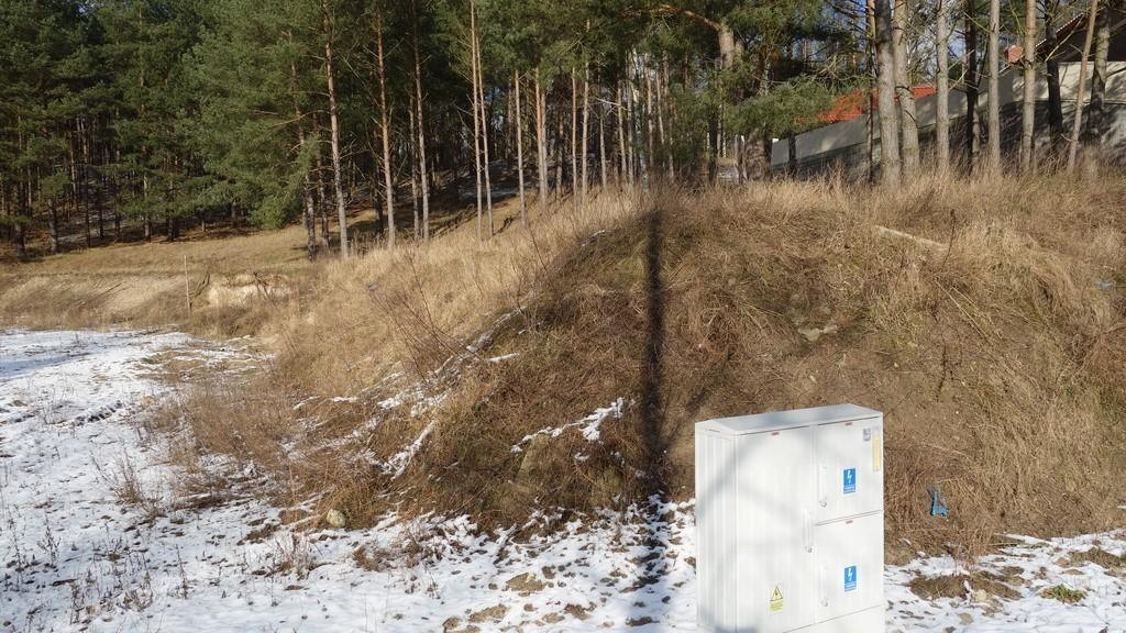 Osowo działka bud. uzbrojona, 350 zł/m2 brutto