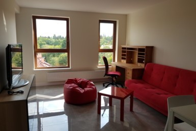 Komfortowy apartament z miejscem postojowym
