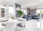 3 pokojowy apartament na Warszewie