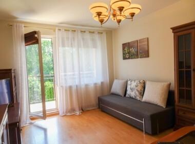Bukowo 2 pokoje 46,5 m2, wyposażone+m. postojowe