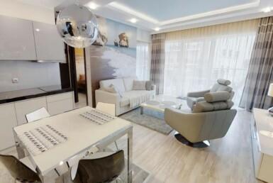 Luksusowy, klimatyzowany apartament w Świnoujściu