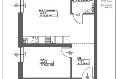 Międzywodzie - nowy apartament