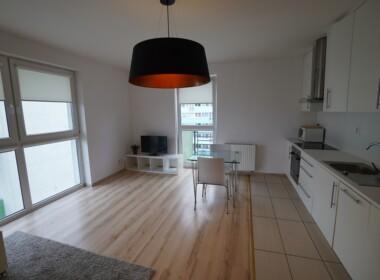 Apartament na Pomorzanach ( msc. park. i balkon)