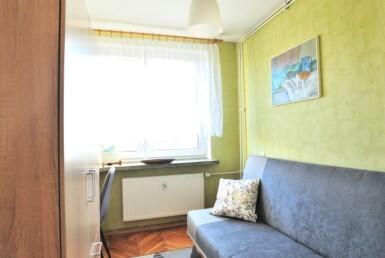 Pokój 1-osobowy w mieszkaniu 3-pokojowym