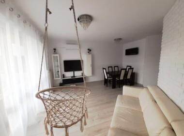3 pokoje z balkonem - Dąbie - 72m2