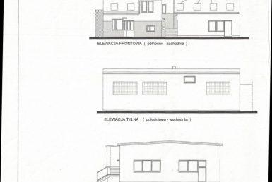 Budynek Usługowo  -Mieszkalny -Magazynowy