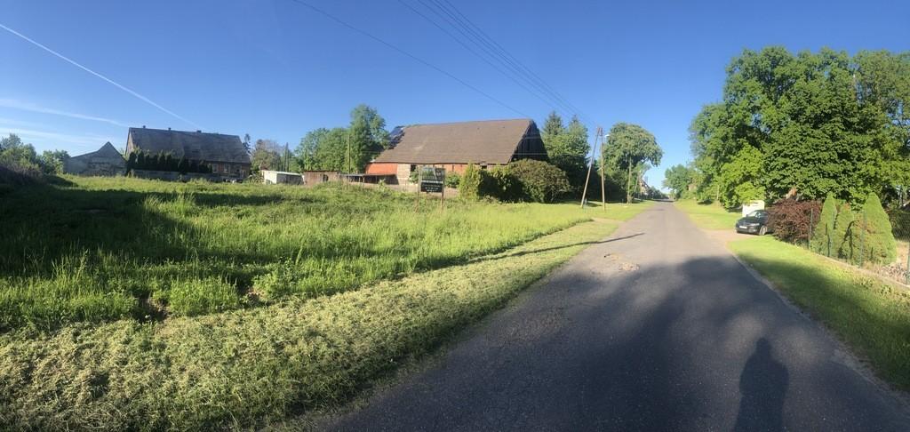 Działka pod zabudowę  okolice Goleniowa TANIEJ