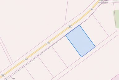 Dwie działki rolne w Kędrzynie o pow. 6006 m2
