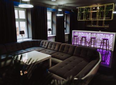 Luksusuwy apartament w centrum miasta