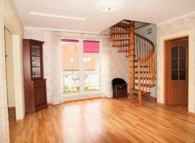 3 pokojowe mieszkanie w spokojnej okolicy