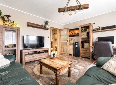 3-pokojowe mieszkanie w Kijewie