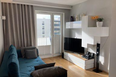 Panoramica, 2 pokojowe, 4 piętro, balkon