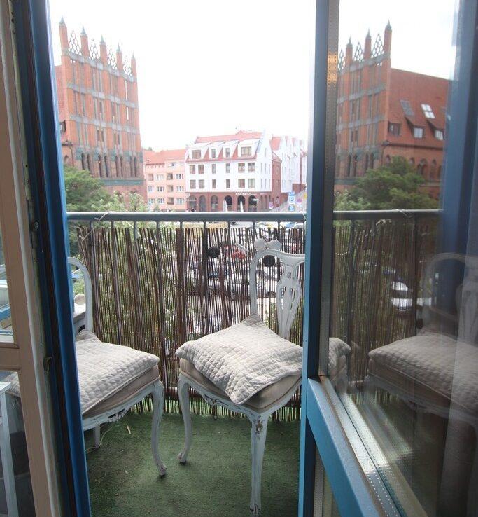 Apartament z klimatem na Starym Mieście