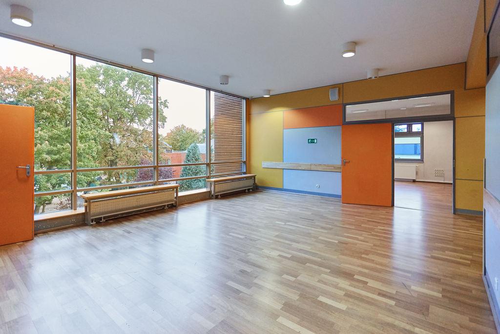 Budynek szkolno-edukacyjny, sportowo-rekreacyjny
