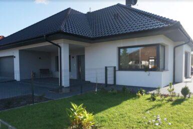 Nowy komfortowy dom w prestiżowej lokalizacji