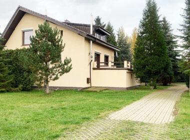 Wyjątkowy dom Gumieńce z dużą działką do podziału