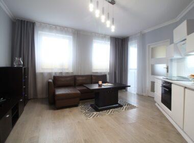 Wały Chrobrego - 2 pokoje z dużym balkonem