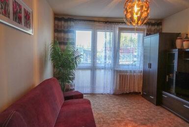 Pomorzany 2 pokoje 47,7 m2, parter, balkon 318000