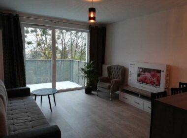 Komfortowe mieszkanie 2-pok. na Pogodnie zgarażem
