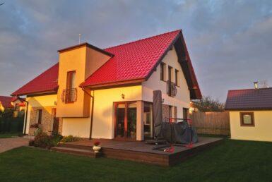 Zadbany dom na Bezrzeczu