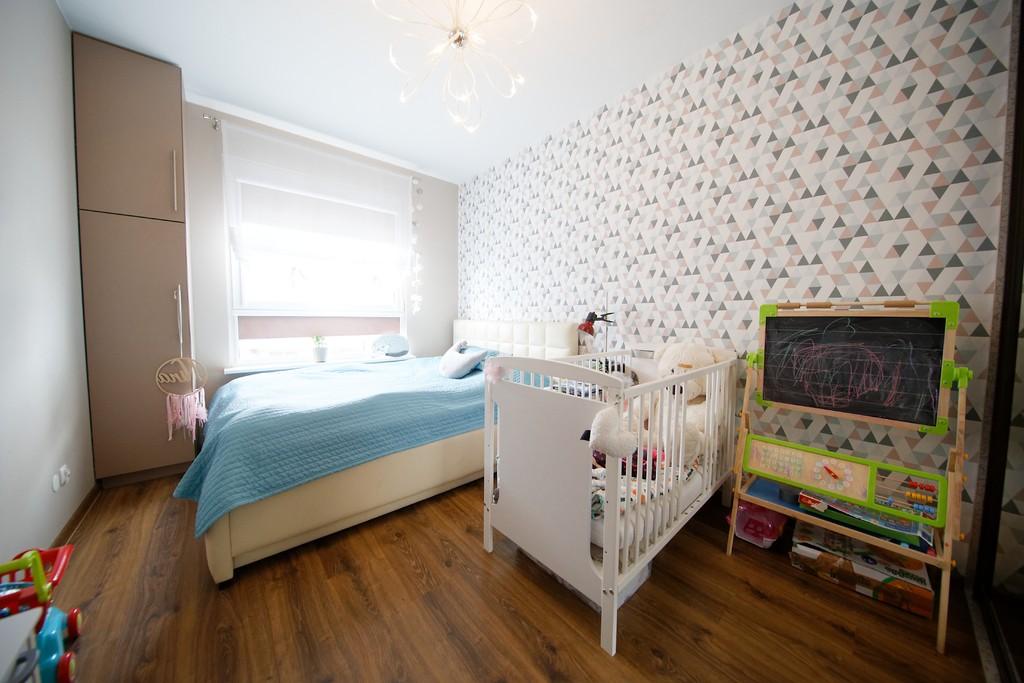 ** Piękne 2 pokoje, 1 piętro - Warzymice **