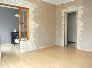 Centrum, 4-pokojowe mieszkanie, pow. 69,6 m2.