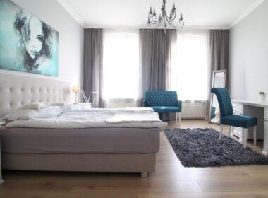 Wały Chrobrego - 2 pokoje na wynajem