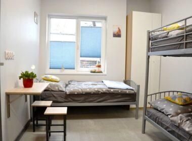 Do wynajęcia nowy dom dla pracowników w Podjuchach