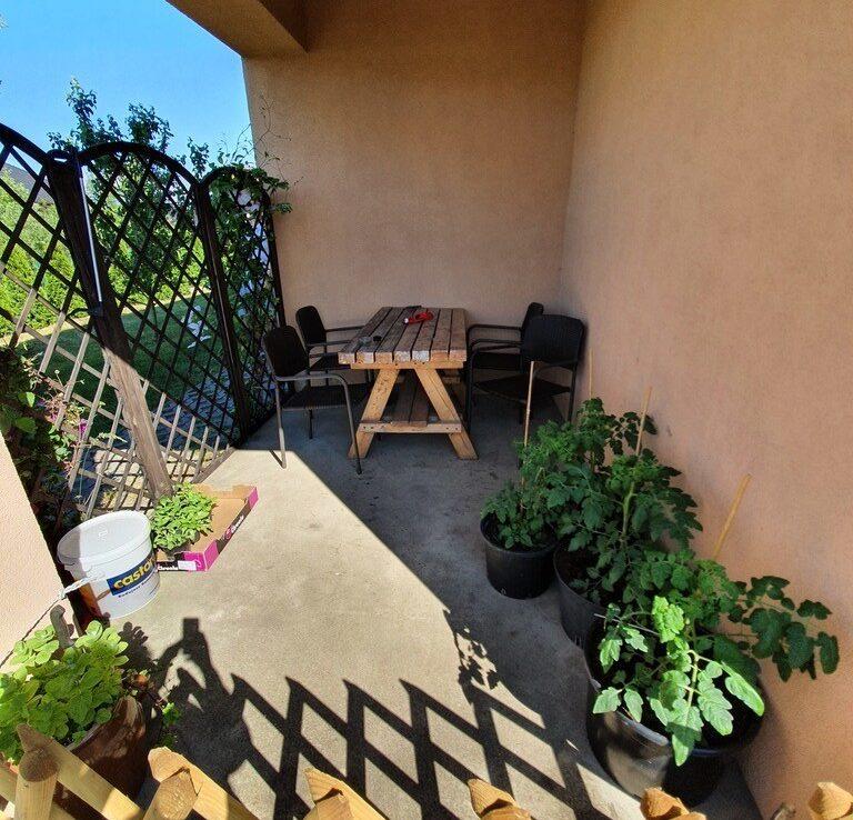 Bezczynszowe 3 pokojowe z ogródkiem na Mierzynie